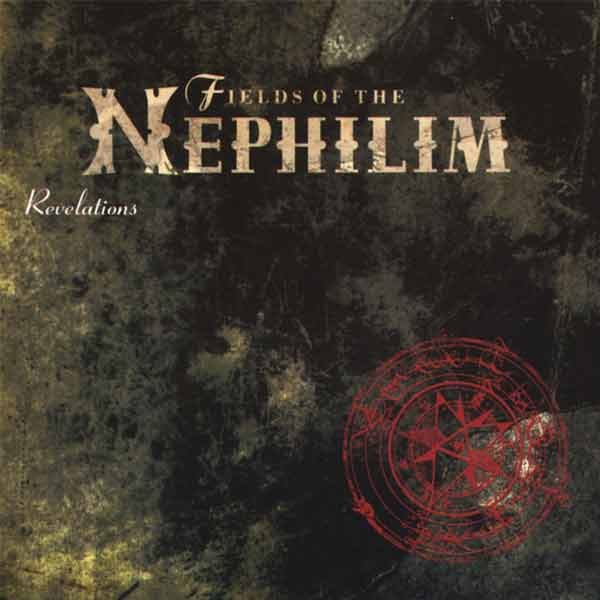 Fields of the Nephilim – Psychonaut cover