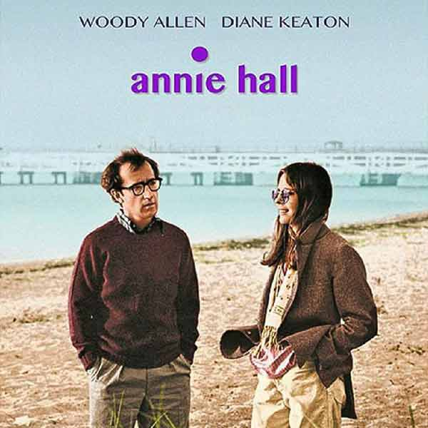 Woody Allen - Annie Hall cover