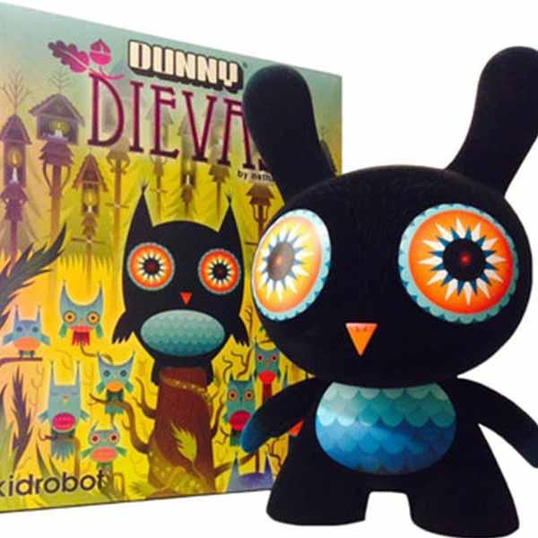 Vinyl 'art-toys'