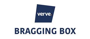 Verve bragging box
