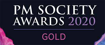 PM Society Awards 2020 - Gold
