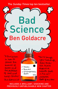 Bad Science book cover