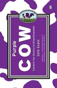 Purple Cow - cover book